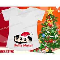 Blusa Bata Gravida Gestante Bebe Espiando Presente De Natal