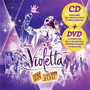 Violetta En Vivo Cd+dvd