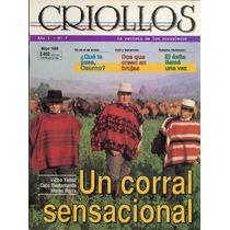 Criollos, Rodeo Chileno, La Revista De Los Corraleros, Nº 7
