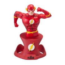 Estatuilla Busto De Resina Flash Dc Comics