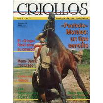 Criollos, Rodeo Chileno, La Revista De Los Corraleros, Nº 2