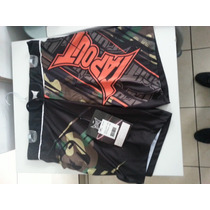 Short Mma Tapout Talla 34 Ultimos