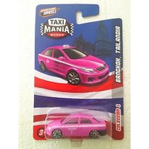 Miniatura Vw Jetta Taxi Pink - 1:64 - Novo / Lacrado !!!