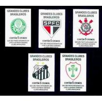 Lote Com 5 Cédulas Grandes Clubes Brasileiros -1993 -multi