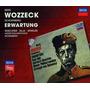 Wozzeck & Erwartung - Berg - Schönberg - Dohnányi - 2 Cds