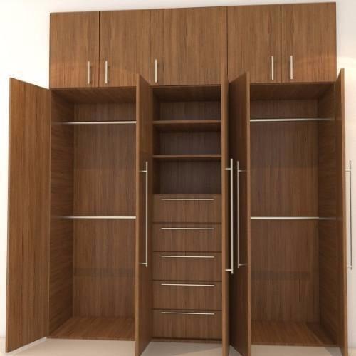 Closet vestier se elaboran a medida bs en for Tipos de closet para dormitorios