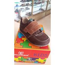Zapatos Valle Verde De Niños