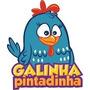 Matrizes De Bordar Galinha Pintadinha (pes E Jef)