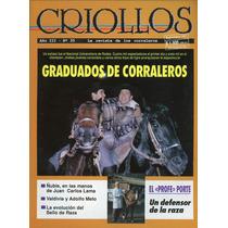 Criollos, Rodeo Chileno, La Revista De Los Corraleros, Nº 35