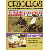 Criollos, Rodeo Chileno, La Revista De Los Corraleros, Nº 28