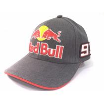 Boné Oficial Red Bull Motogp Corrida Lançamento Marc Marquez