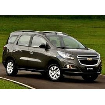 Chevrolet Spin 1.8 Financiacion Directa De Fabrica #at2