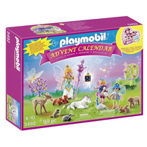 Retromex Playmobil 5492 Calendario D Navidad Hadas Princesas