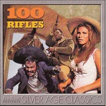 Jerry Goldsmith : 100 Rifles - Edicion Limitada 3000 Discos