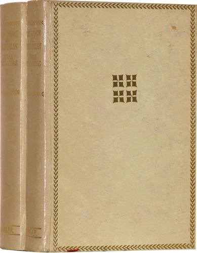 Obras escogidas don ram n del valle incl n dos tomos for Jardin umbrio valle inclan