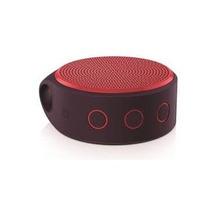 Bocinas Log X100 Mini 1.0 Bluetooth Rojo