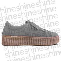 Zapatos Creepers Plataforma