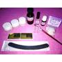 Kit-1 Belacril Productos+curso Uñas Esculpida+diploma Gratis