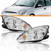 Par Farol Fiesta Hatch Sedan 2003 2004 2005 2006 2007 Ford