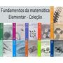 Fundamentos Da Matemática Elementar +resolução Ebook Digital