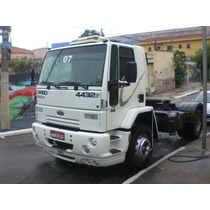 Ford Cargo 4432 2007 Semi Leito