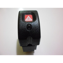 Botão Interruptor Pisca Alerta Gm Corsa Classic C/ Alarme