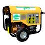 Grupo Electrogeno Generador Niwa 7 Kv 16 Hp Electrico Ruedas