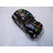 Vw Sedan 1967 Esc: 1/24 Kinsmart Autos Escala Coleccion N