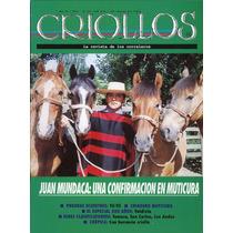 Criollos, Rodeo Chileno, La Revista De Los Corraleros, Nº 40