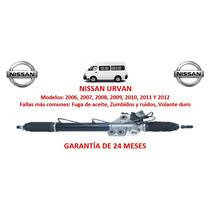 Caja Direccion Hidraulica Cremallera Nissan Urvan 2007