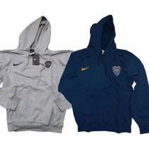 Buzo De Boca Juniors Hoody Core Liquidacion Nike Oferta!!!!