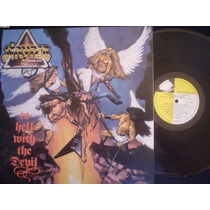 Artesonido: Stryper Lp To Hell With The Devil Argentina
