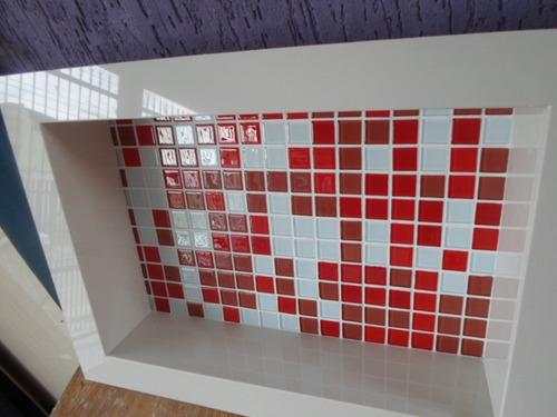 Nicho De Porcelanato  R$ 298,00 em Mercado Livre -> Nicho Para Banheiro Valor