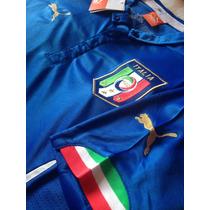 Jersey De Italia 2014 Nuevo Original