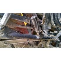 Balança Quadro Elástico Honda Biz 125 Com Pedaleira