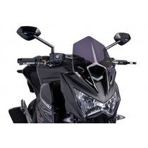 Bolha Parabrisa Para Moto Kawasaki Z800 Original Garantia