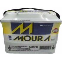 Bateria Moura 48ah Modelo M48fd - Fiesta, Ka E Outros