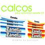 Kit Calco Zanella 50cc V3