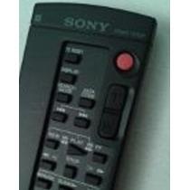 Camara Handycam T R V Control R M T - 814