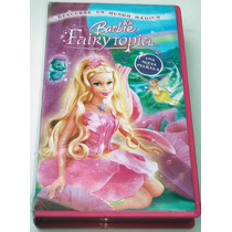 Barbie Fairytopia Pelicula Vhs En Español Latino Bvf