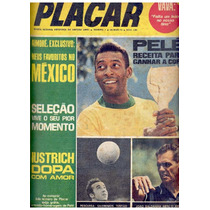 Revistas Placar Digitalizadas 1970-2014 Á R$ 1,50 Cada