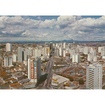 Bhz-16509 - Postal Belo Horizonte, M G - Vista Panoramica