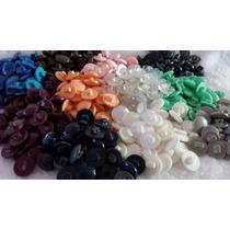 Lote 460 Botones 15mm Mercería Costura Textil Confeccion