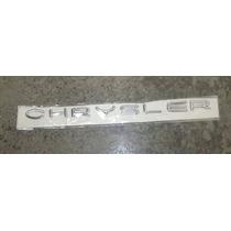 Emblema Chrysler Voyaguer -caravan Seminuevo Taiwan