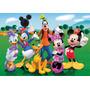 Figuritas De La Casa De Mickey Mouse (disney)