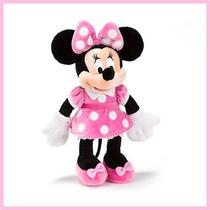 Peluche Minnie Mimi Mouse Rosa Novia Mickey Muñeco 45cm