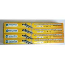 Conexion Flexible Extensible Para Gas Aprobada 1/2 X 40-95cm