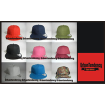 Gorras Hip Hop Lisos. Rap- Freestyler.