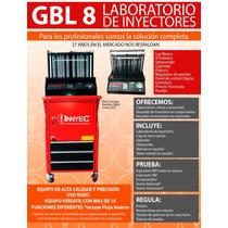 Laboratorio De Inyectores Con Ultrasonido 8cil Ultrasonido