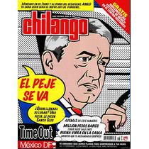 Chilango - López Obrador - Festival México Centro Histórico